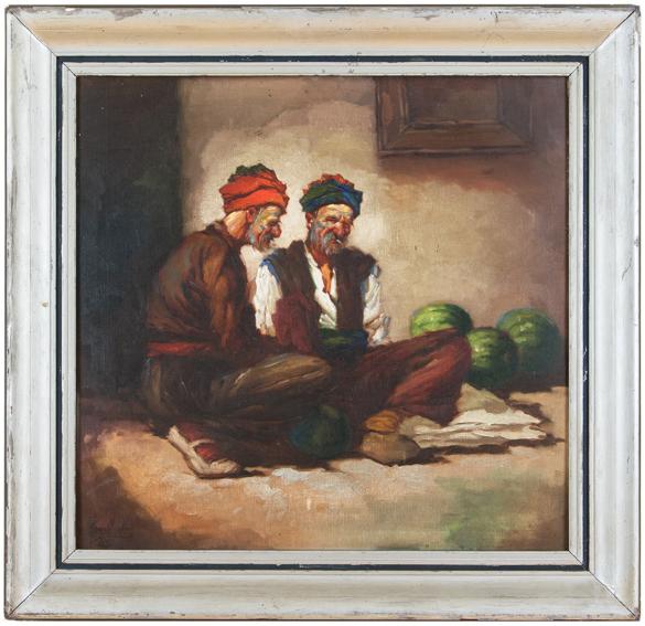 Prodavači melounů