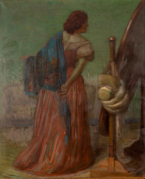 Před zrcadlem (Divadelní scéna)
