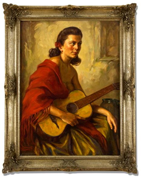 Kytaristka