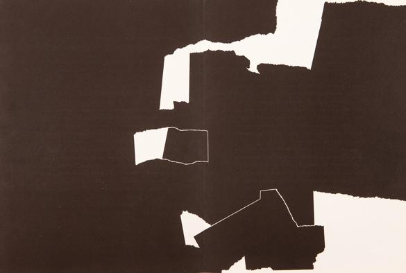 Černobílá kompozice