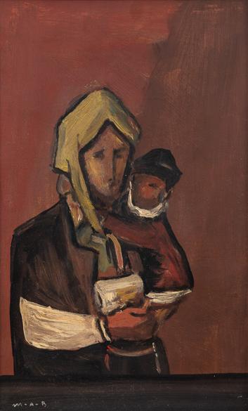 Matka s dítětem
