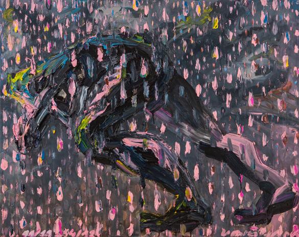 Růžový déšť