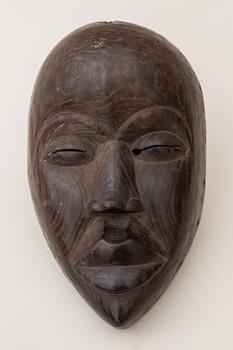 Maska - kmen Bakuba - Kongo