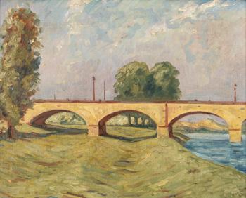 Most na Ohři