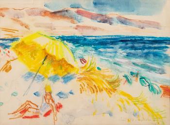 Žlutý slunečník