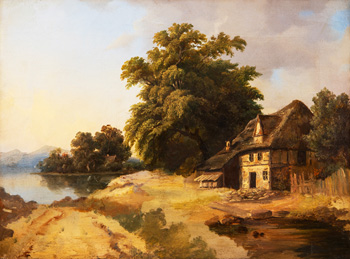 Domy u jezera