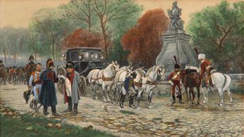 Napoleon (2 obrazy)
